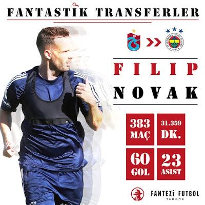 Gol Atmak İçin Doğan Solak: Filip Novak