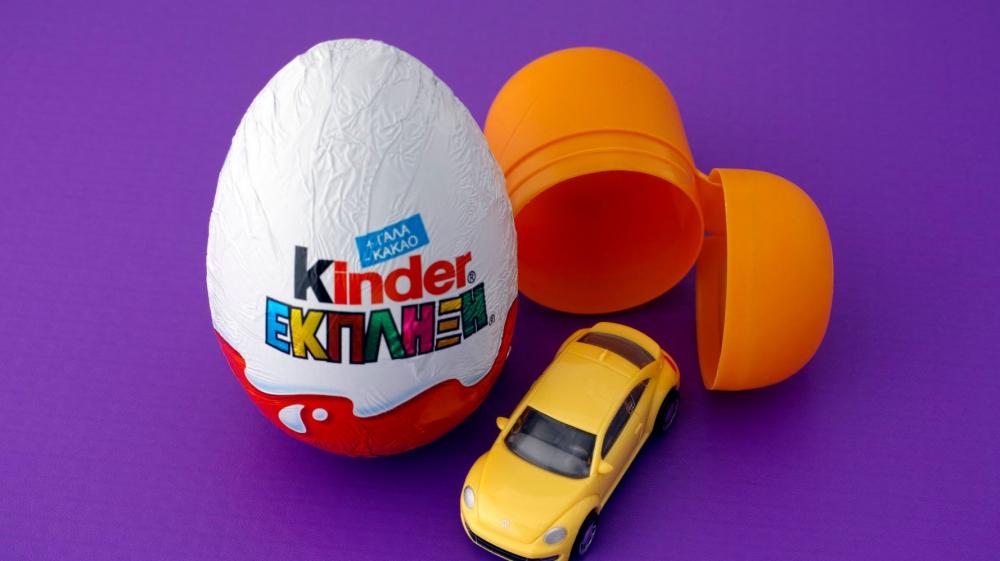 1.Hafta *Kinder Sürpriz Yumurtalar*