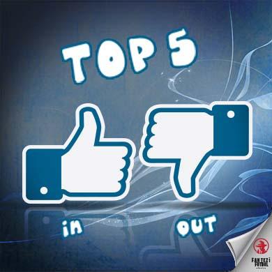 1.Hafta Top5