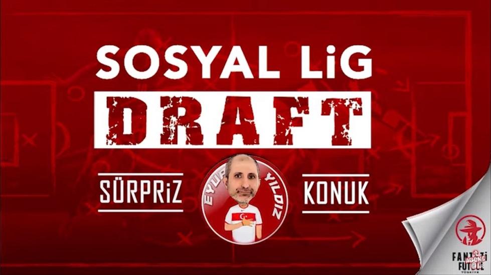 10.Hafta PO Sosyal Lig Draft