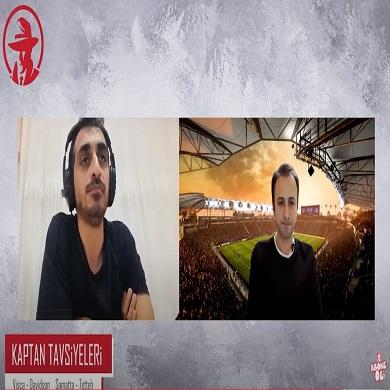 8.Hafta Celal Kutas & Ömer Koca