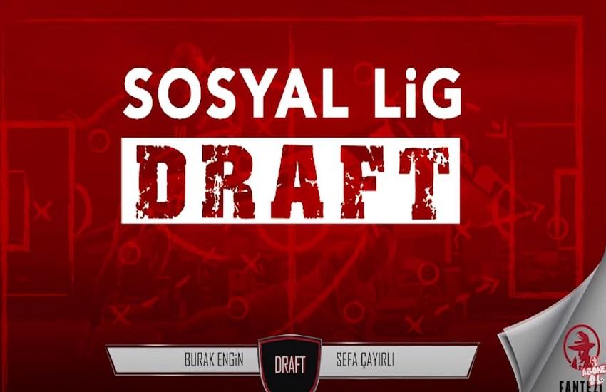 9.Hafta PO Sosyal Lig Draft