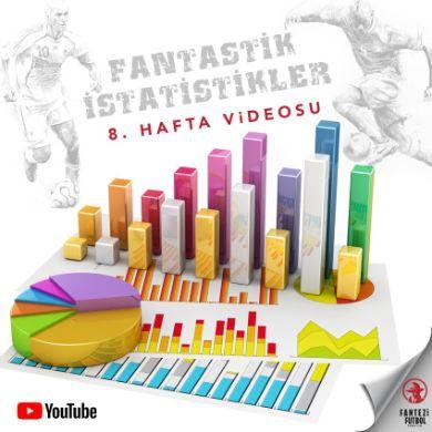 8.Hafta Fantastik İstatistikler