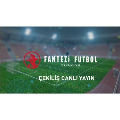 Hediye Çeki Çekilişleri | Fantezi Futbol Türkiye | 8. Hafta | Canlı Yayın