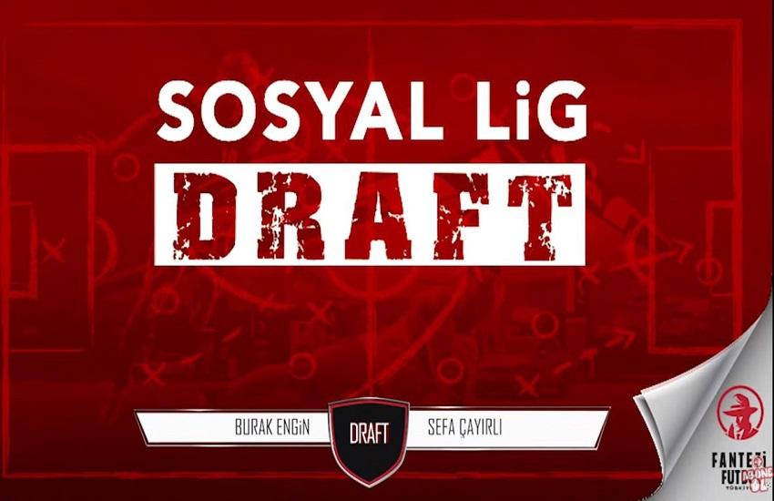 15.Hafta PO Sosyal Lig Draft