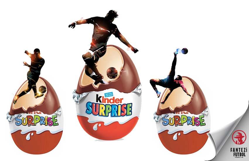 29. Hafta Sürpriz Yumurtalar