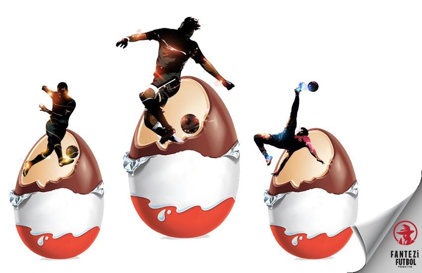 32. Hafta Sürpriz Yumurtalar