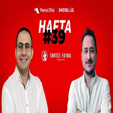PO Sosyal Lig TV'deyiz!!! 39.Hafta Öneri Videomuz