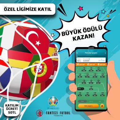 Euro2020 FFT'urnuvası Katılım Şartları